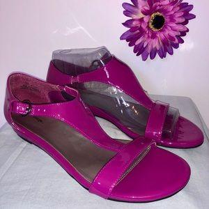 Beautiful Sandals Fuchsia 🍃🦄🍃